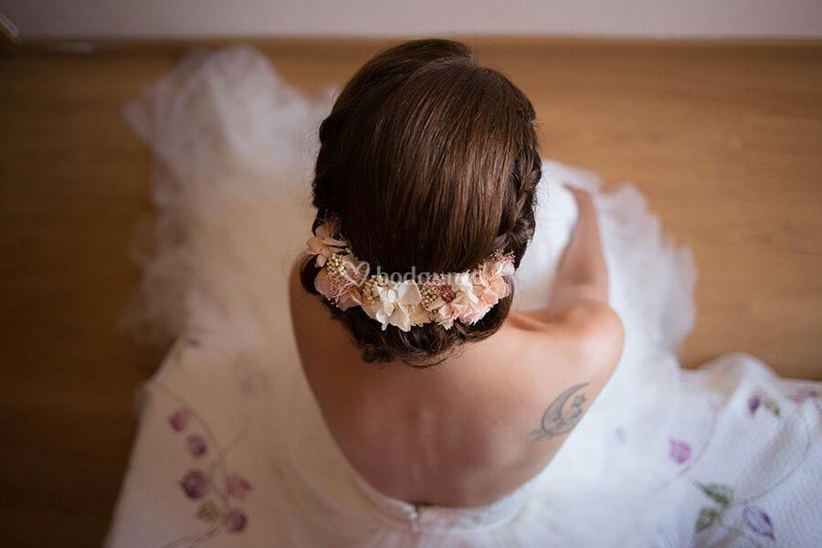 belleza novia barcelona